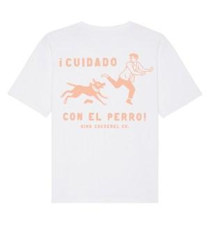 King cockerel co el perro t-shirt