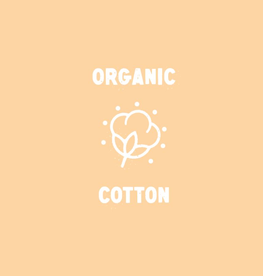King cockerel Organic cotton design