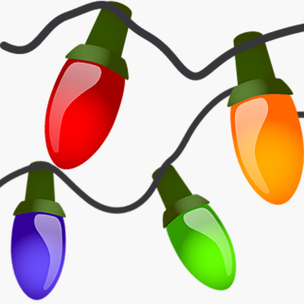 Christmas Lights Recycle