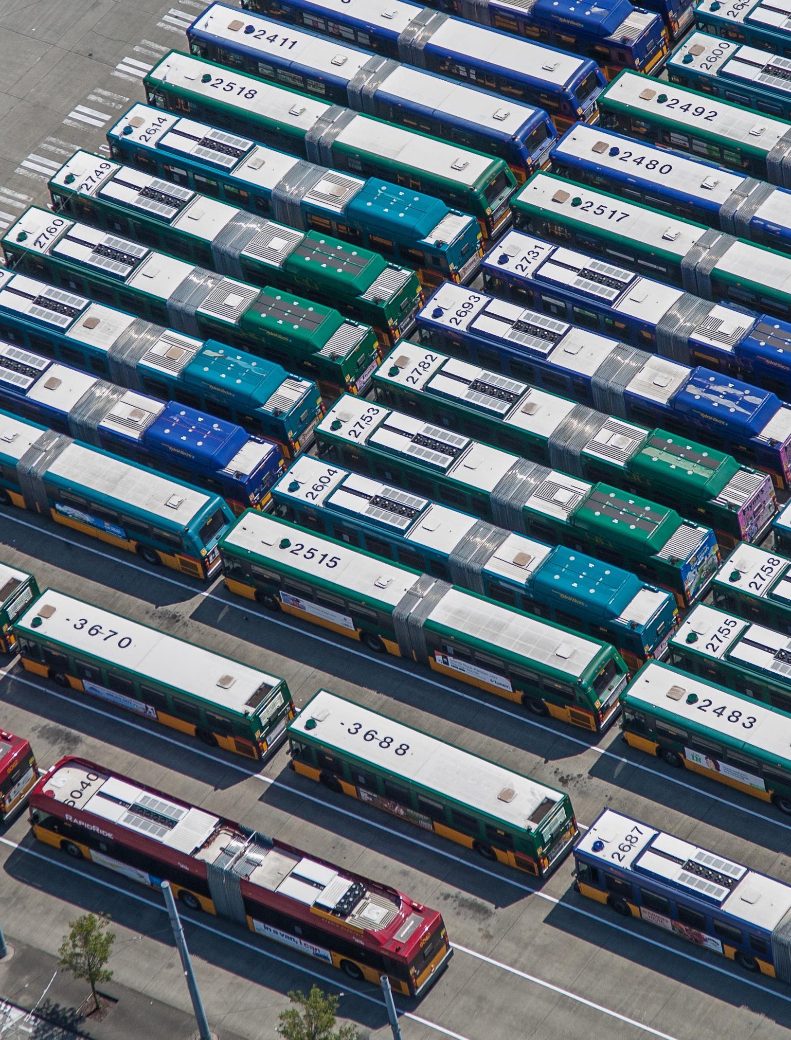 First Round Of Metro Bus Cuts Take Effect Sept 27 Metro