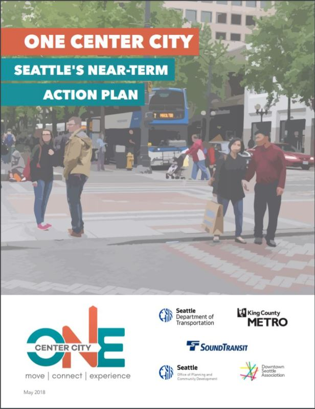 Cover of Near-Term Action Plan document