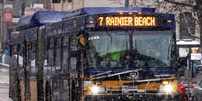 Snow flurries and Route 7 this week (Jan. 14, 2020)