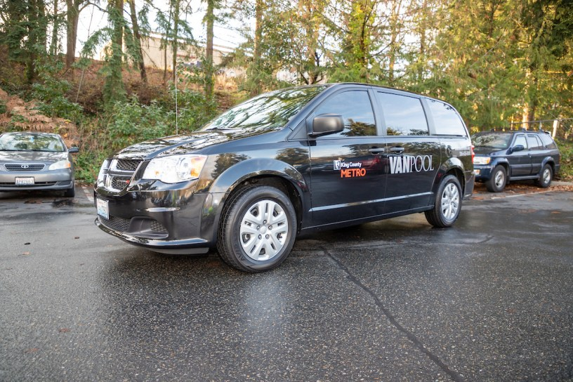 King County Metro Vanpool