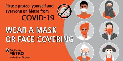 Face Mask/Covering Social Media Posts