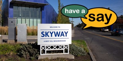 Skyway Have a Say Survey