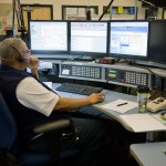 The Transit Control Center monitoring coaches