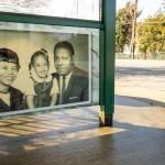 Edwin T. Pratt with his wife Bettye and daughter Miriam