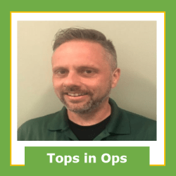 Chad Solomon, May Operator of the Month, Central Base