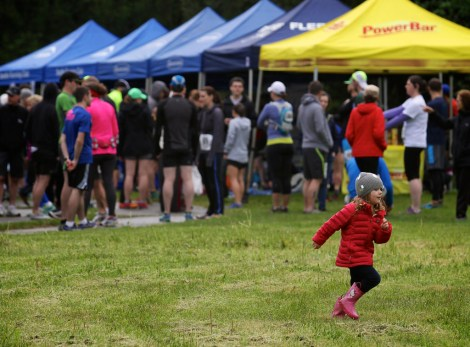 2014 SCOTT Cougar Mountain Trail Run Series