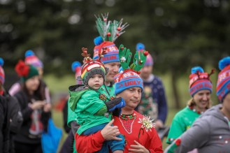 Ugly Sweater 5K at Marymoor Park