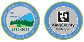 Conservation Futures Geotour Commemerative Coin