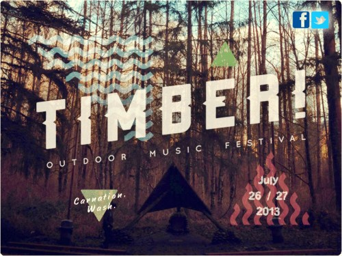 Timber! Music Festival Photo