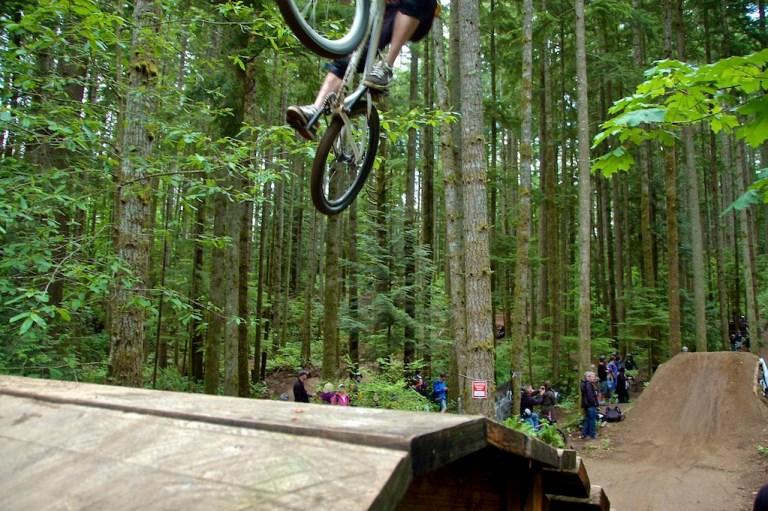 Evergreen Mountain Bike Festival
