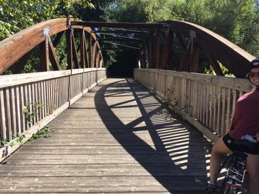 North Creek Trail Bridge
