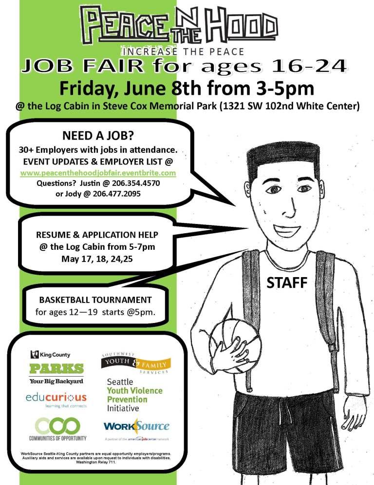 2018 pith job fair