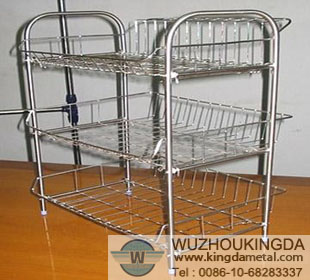 metal kitchen rack stand mixer stainless steel racks