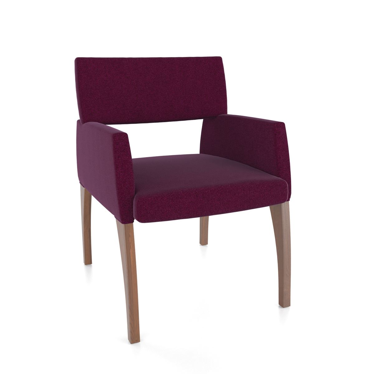 Upholstered Arm Chair Dining Set  King Dinettes  Custom