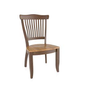 English Slatback Side Chair