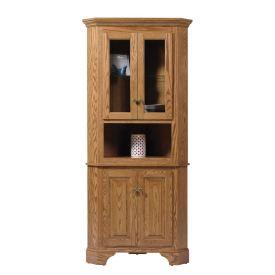 Americana Medium Corner Cabinet