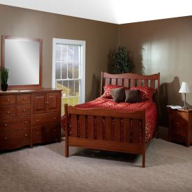 Blue Ridge Bedroom Set