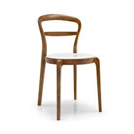 Cloe Solid Wood Chair