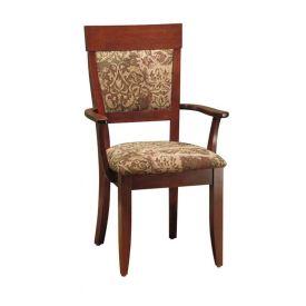 Cushion Back Arm Chair