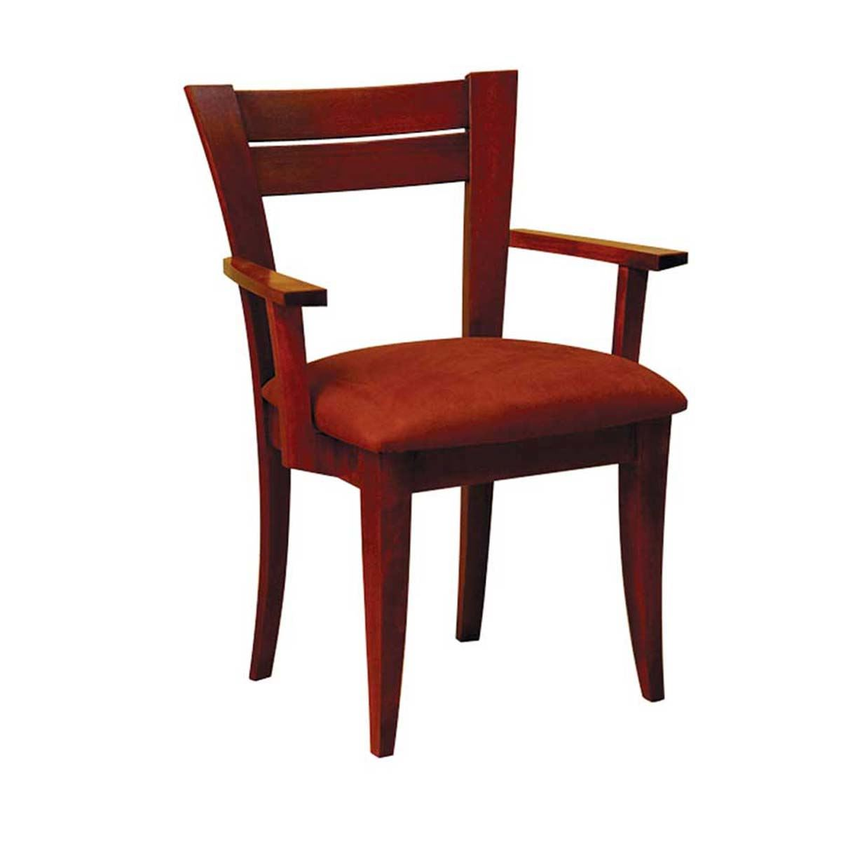 Low Back Chairs Low Back Arm Chair King Dinettes Custom Dining