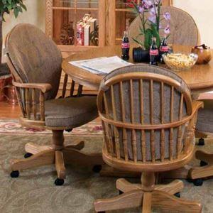 Swivel Tilt Caster Chairs