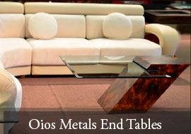 Oios Metals End Tables