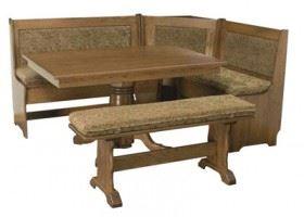 Upholsterd Corner Nook