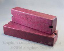 purpleheart pickup covers