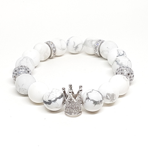 The Crown Collection - Elite Howlite