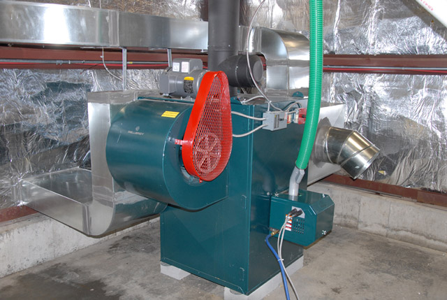 Kingdom Biofuelbuy A Wood Pellet Furnace With Forced Air