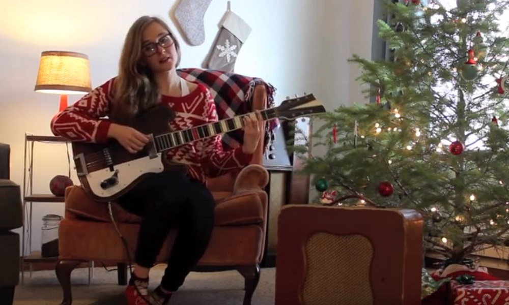 MUSIC Video: Willow Stephens – White Christmas (Cover)