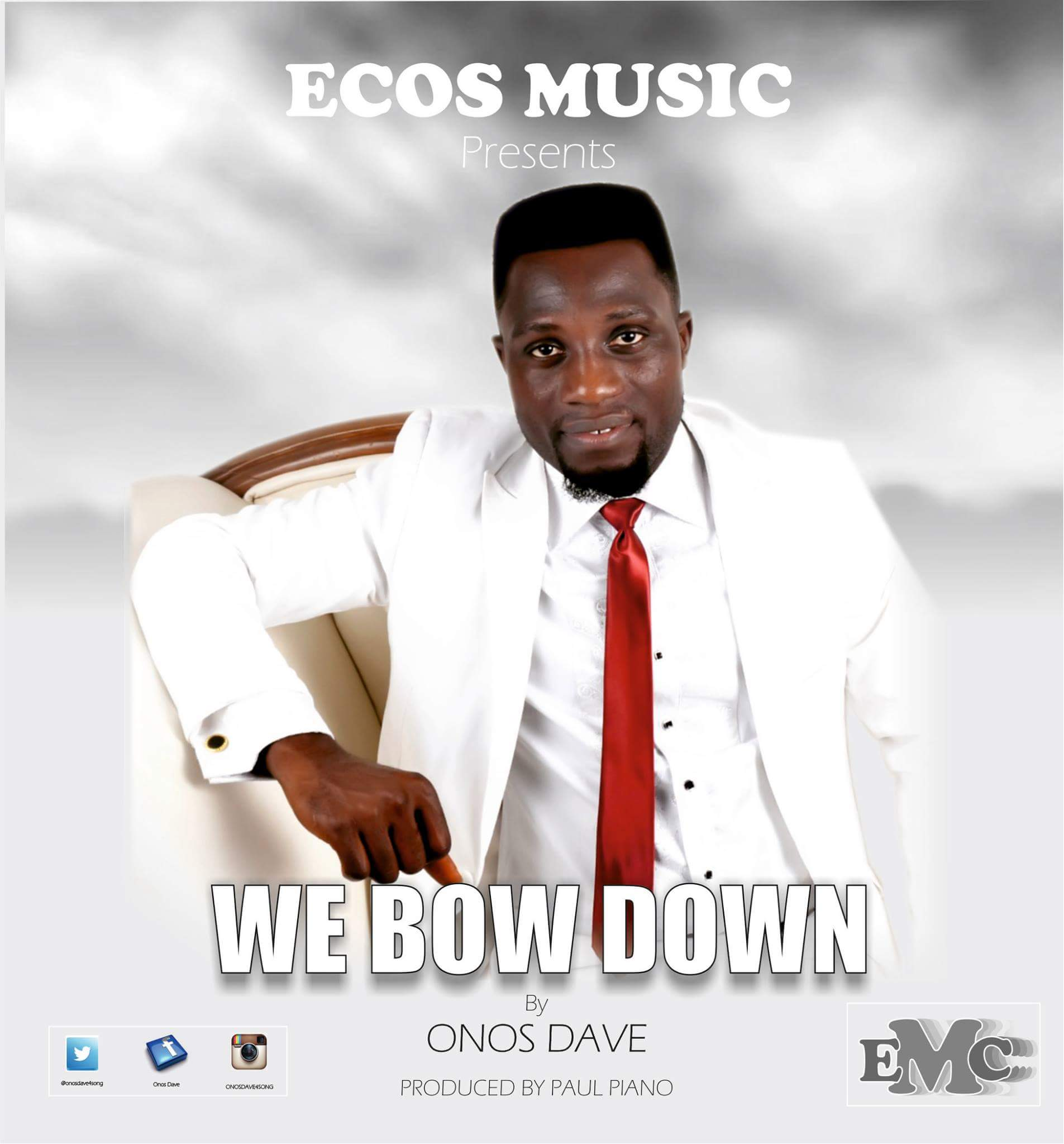 DOWNLOAD Music: Onos Dave – We Bow Down