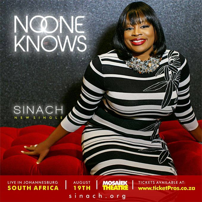 DOWNLOAD Music: Sinach – No One Knows