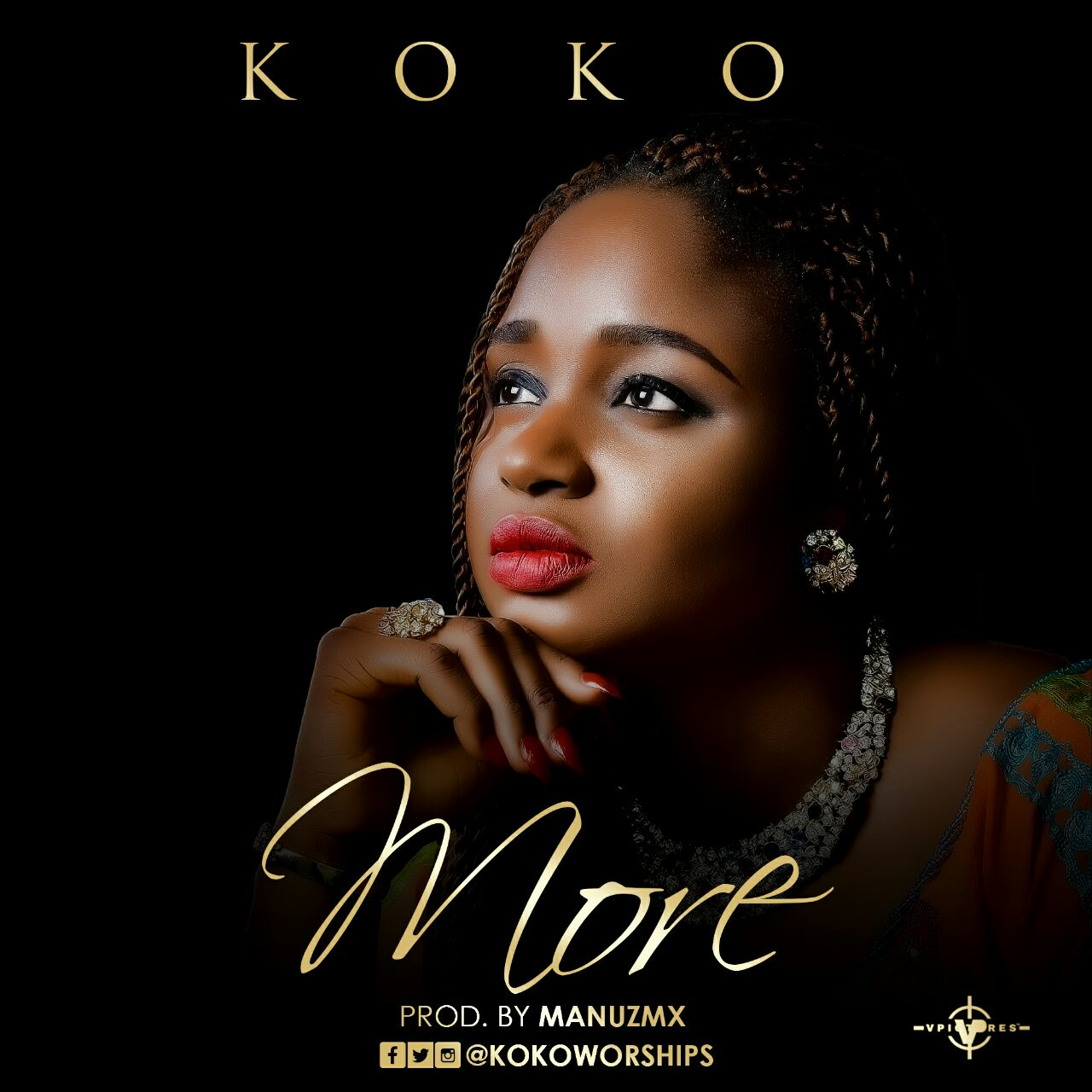 DOWNLOAD Music: Koko – More (Prod. By ManuzMx)