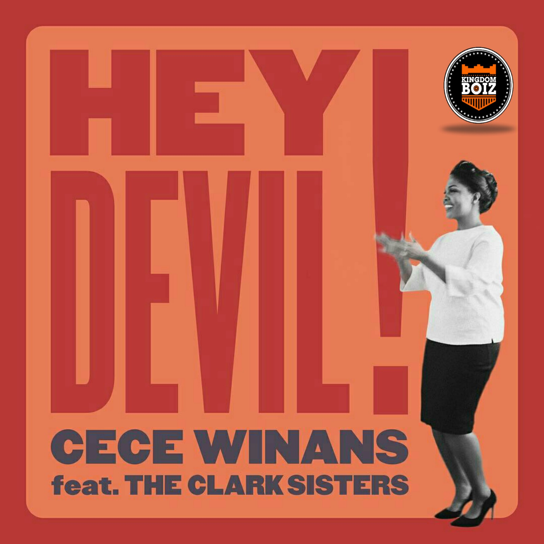 DOWNLOAD Music: Cece Winans – Hey Devil (ft. Clark Sisters)