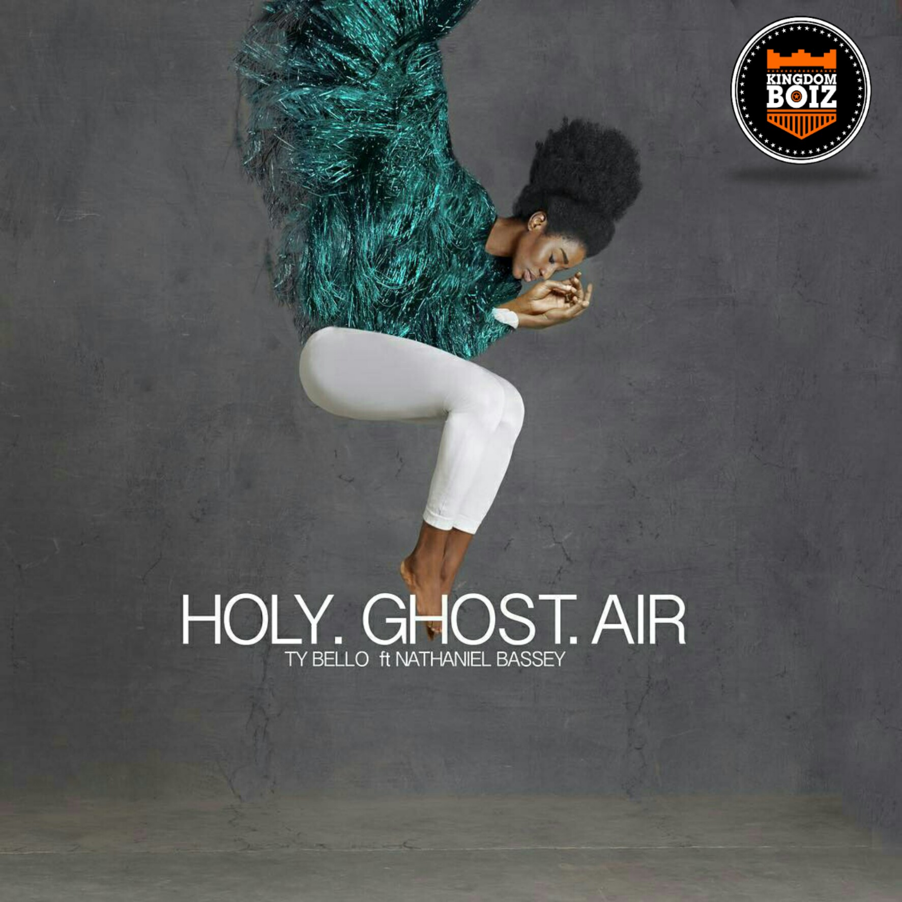 DOWNLOAD Music: Ty Bello - Holy Ghost Air (ft  Nathaniel