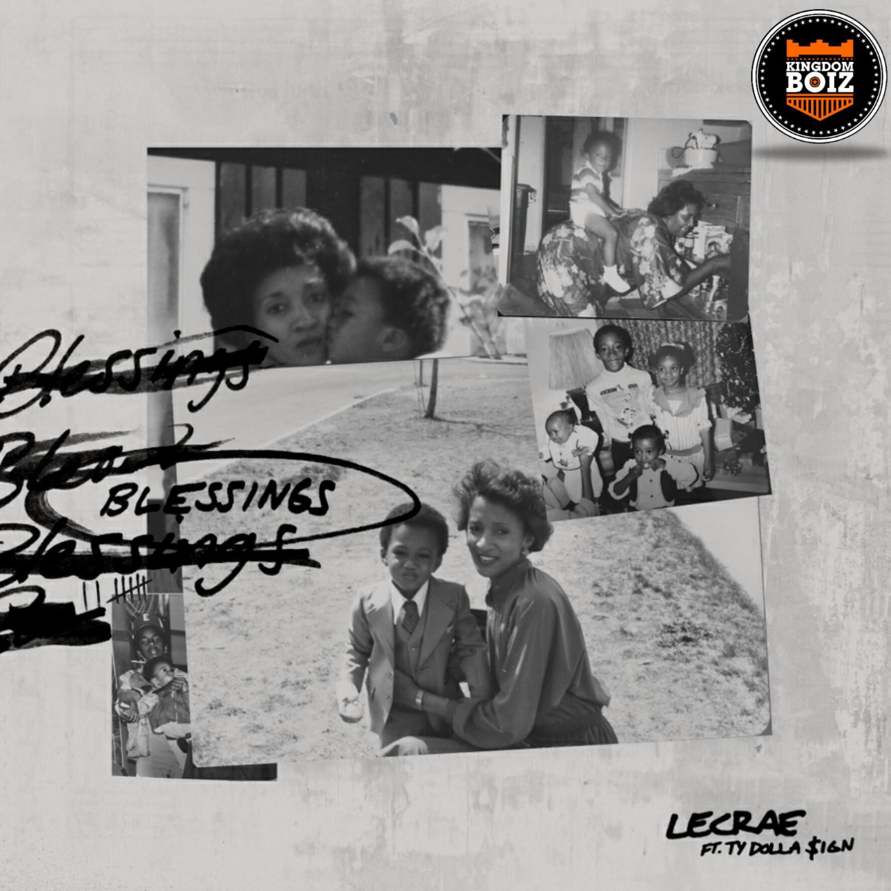 DOWNLOAD Music: Lecrae - Blessings (ft  Ty Dolla $ign)   Kingdomboiz