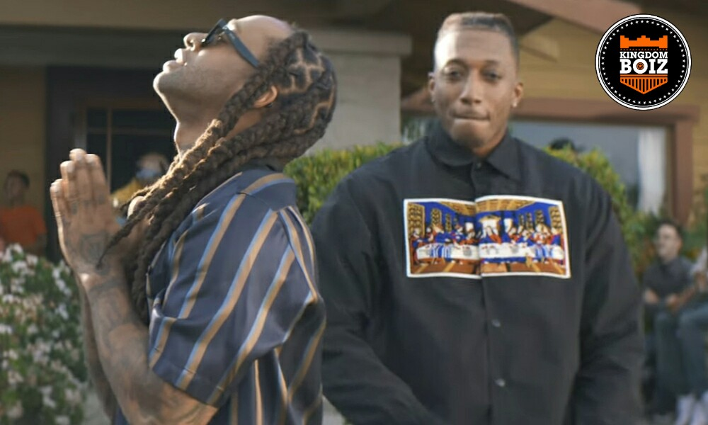 MUSIC Video: Lecrae - Blessings ft  (Ty Dolla $ign