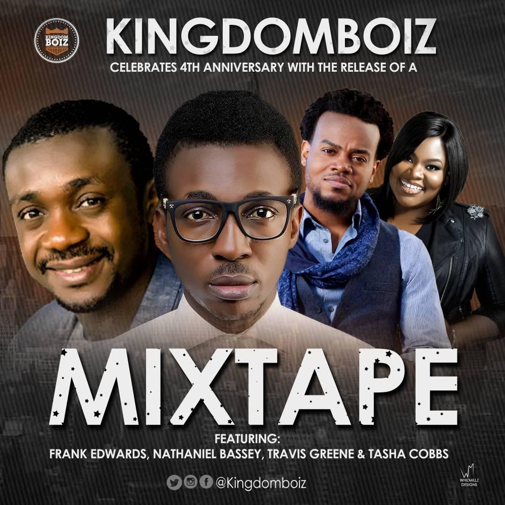 Kingdomboiz Releases Best 2017 Official Worship & Gbedu Mixtape For Free Download
