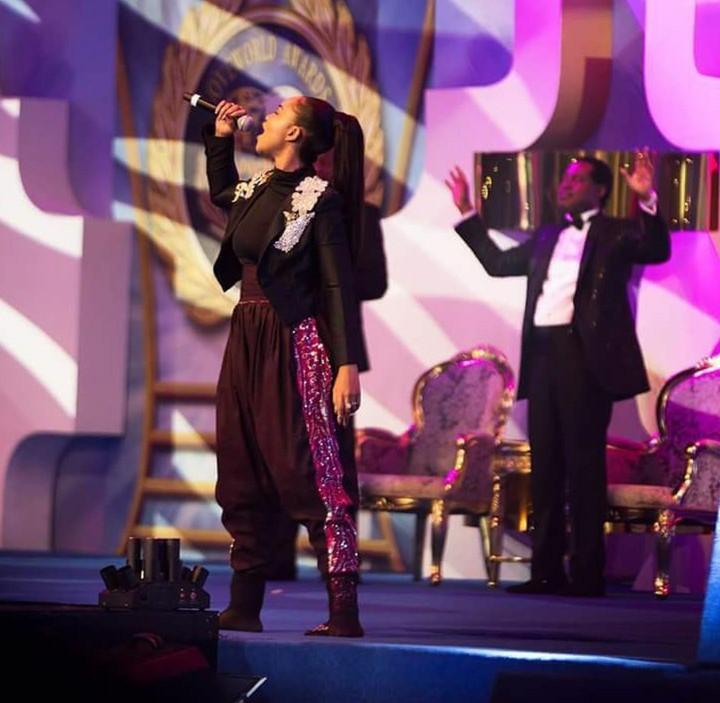 Loveworld International Music & Arts Awards 2017 Winners/Prizes (Video & Photos)