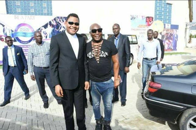READ: Congratulations! Charly Boy Gets Born Again In Christ Embassy Abuja