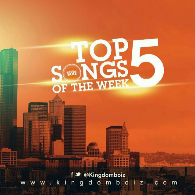 Exclusive : 5 Hottest Songs Of The Week