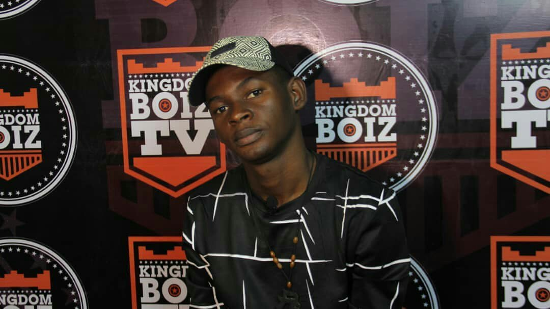 """ I Dont See Myself Quitting Music In The Near Future"" - O'Tobi Speaks On Kingdomboiz Tv"