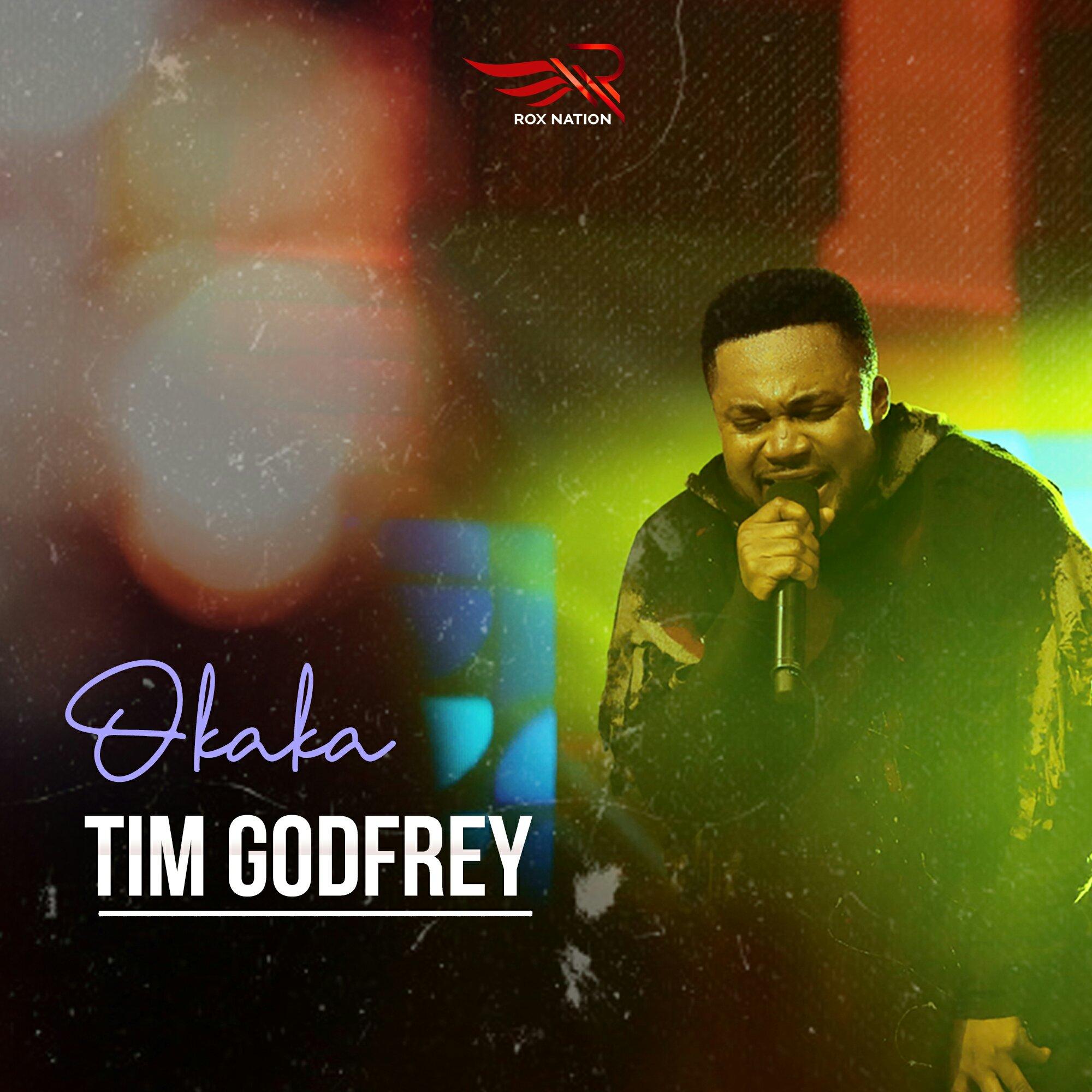 DOWNLOAD Music: Tim Godfrey – Okaka