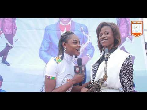 Kingdomboiz Tv's On The Red Carpet At Praise Fiesta Concert Wih Muyiwa Sax
