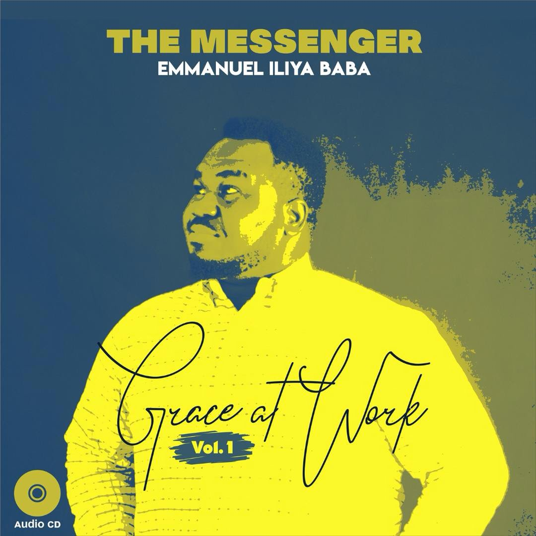 """The Messenger Releases New Album Of 10 Tracks For Free Download – """"Grace At Work Vol. 1"""""""