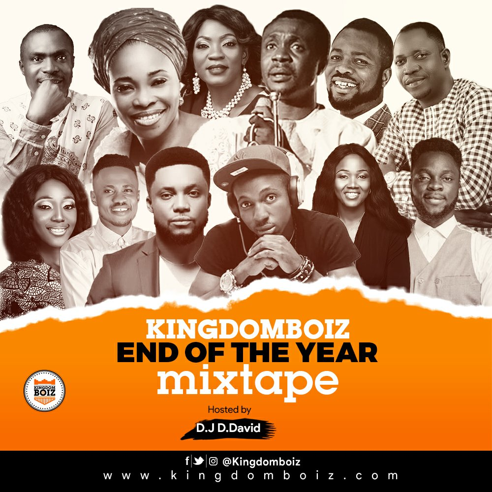 Kingdomboiz Releases End Of The Year Mixtape Hosted By DJ. D. David